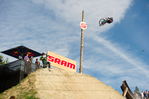 red bull joyride, whistler 2011, slopestyle