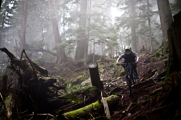 james doerfling, knolly bikes, redbull rampage, extreme, north shore, whistler, pinkbike