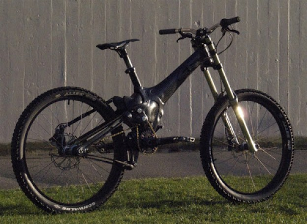 lahar, readers' rides, carbon dh bike, nsmb,