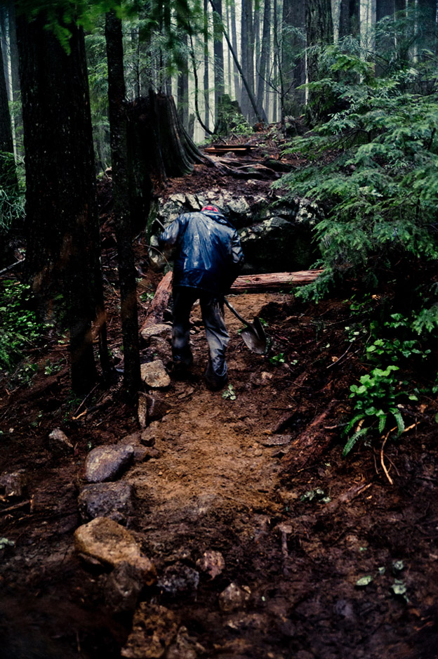Expresso Fromme TAP trail day NSMB RockShox Digger Willows NSMBA