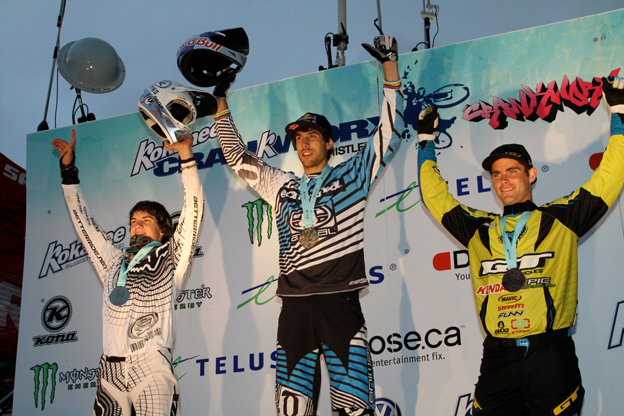 uci world cup, leogang 2011, gee atherton, sam hill, danny hart, aaron gwin