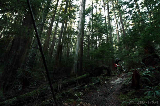 ultramontane preview mtb mountain bike derek dix connor macleod photo video bc freeride