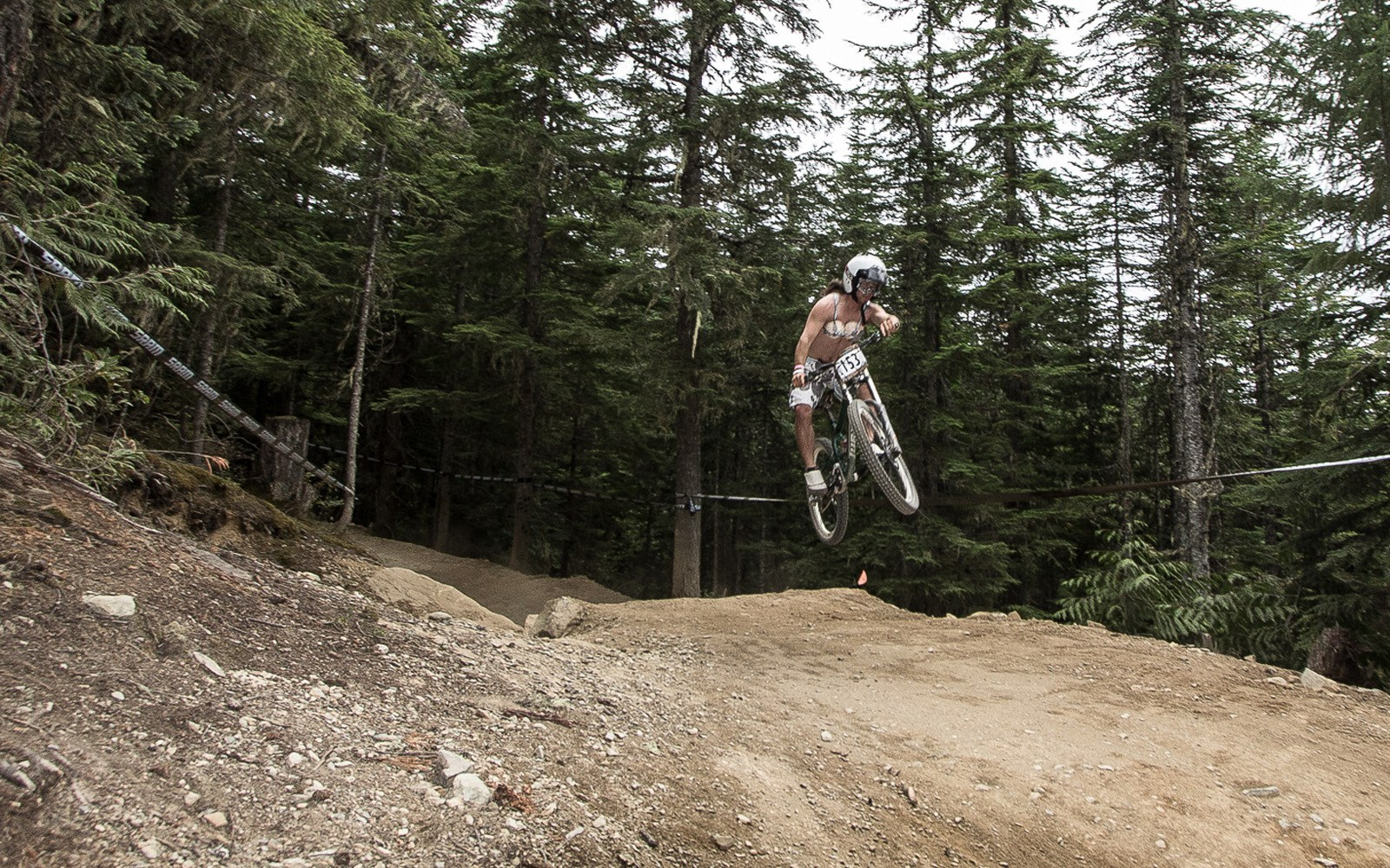Crankworx, Whistler, Fox Air DH, A-Line