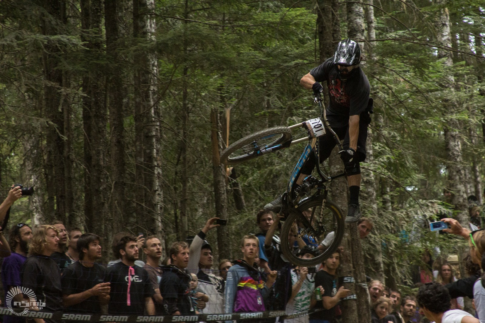 Crankworx, Fox Air DH, Whistler, A-Line