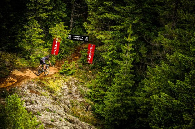The Gravity Enduro sections return for another year for same race-within-a-race action