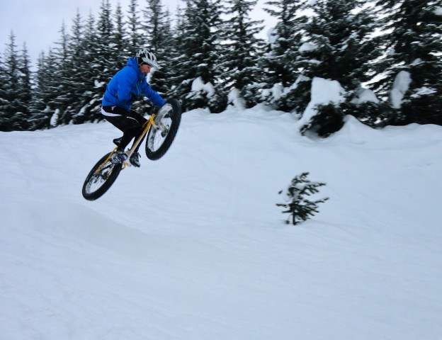 Paul Stevens Fat bike Surly Moonlander Pugsley Krampus NSMB Team