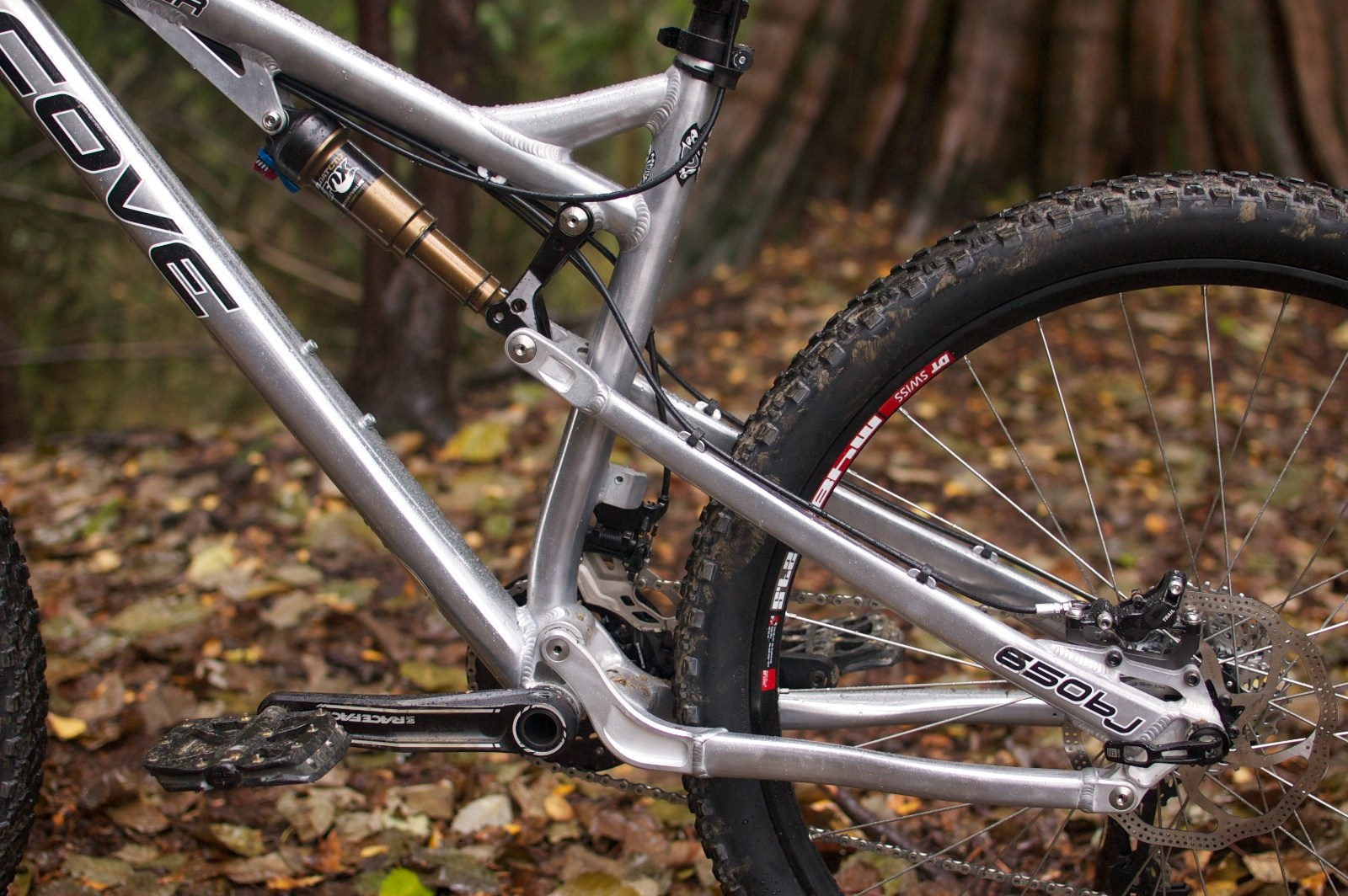 Cove Bikes, Hummer 650B, North Shore, Test Bike, First Look, Cove, Bikes, Hustler, 650B, Review, Photos