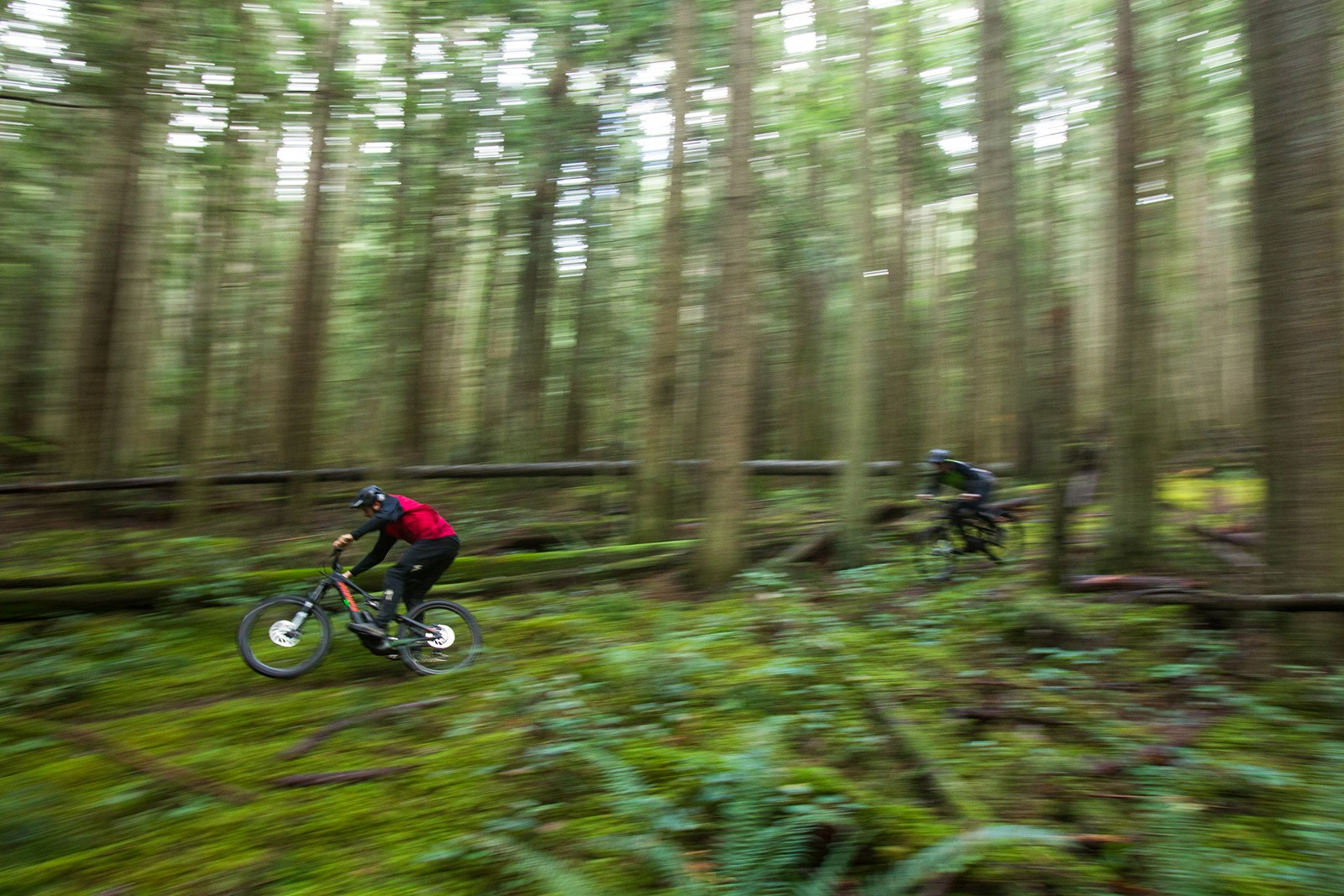 Curtis Robinson, Dylan Dunkerton, Specialized Turbo Levo