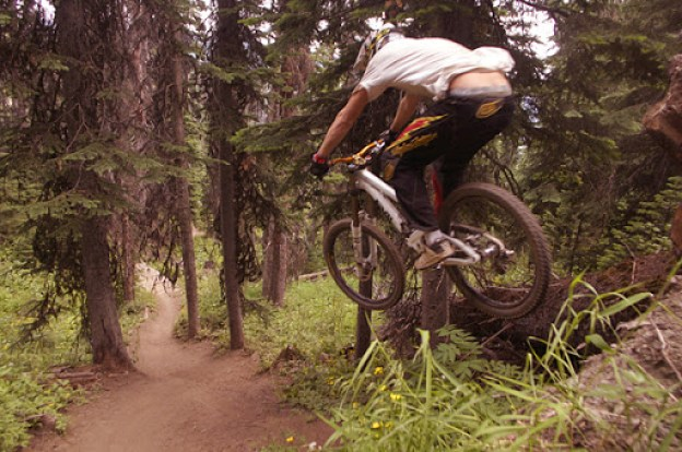 chayse marshall, matt hunter, sun peaks, extreme, mountain biking, whistler, nsmb, bike park