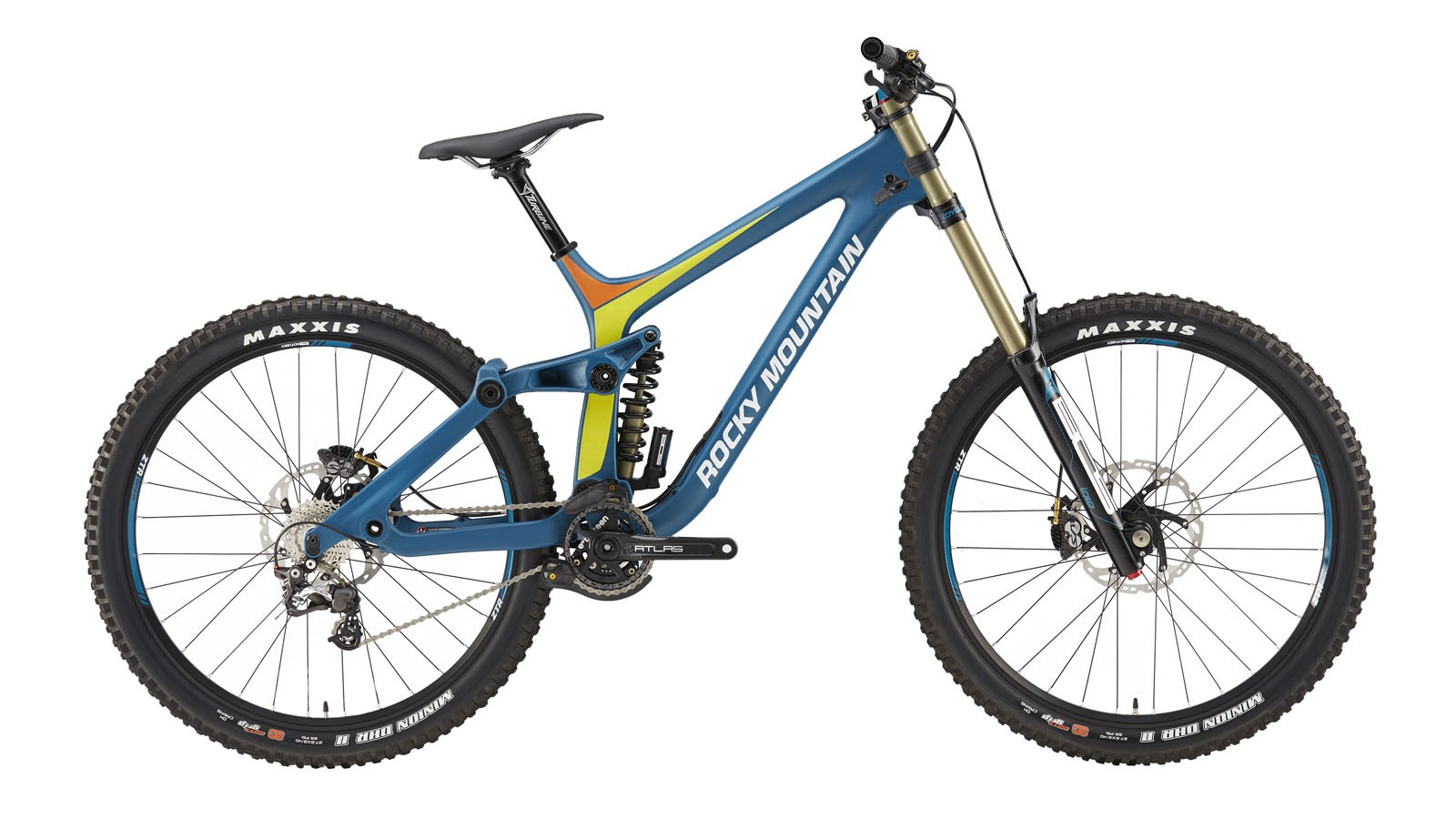 The 2016 Rocky Mountain Maiden #carbonmaiden (And also available in black)