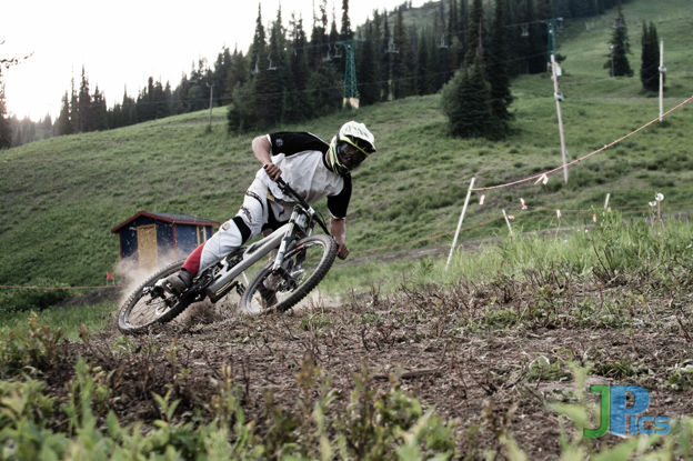 BC Cup Silver Star DH downhill