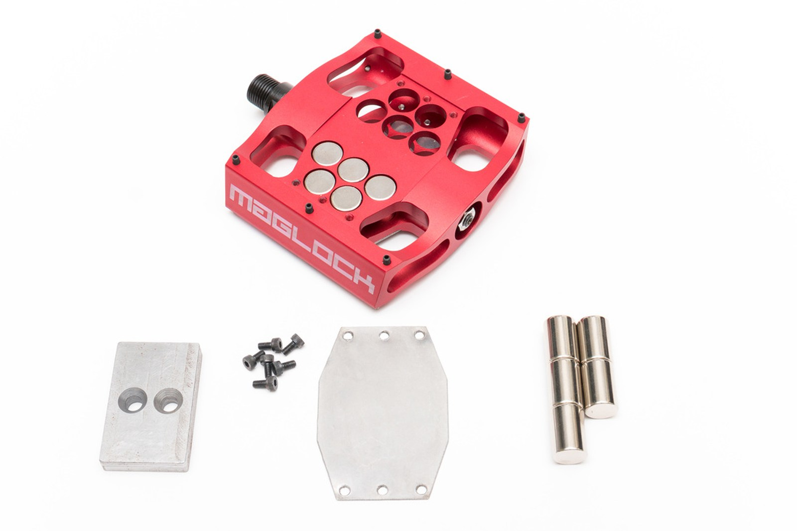 MagLOCK Magnetic Pedal Multi-Layer Cleats