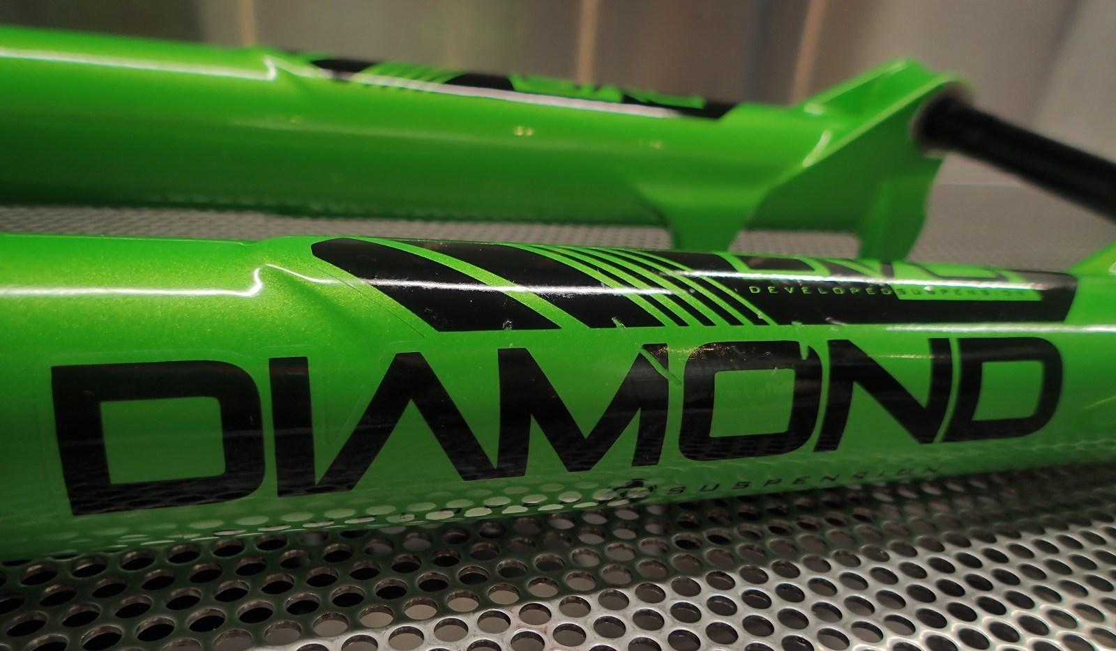DVO Diamond Teardown