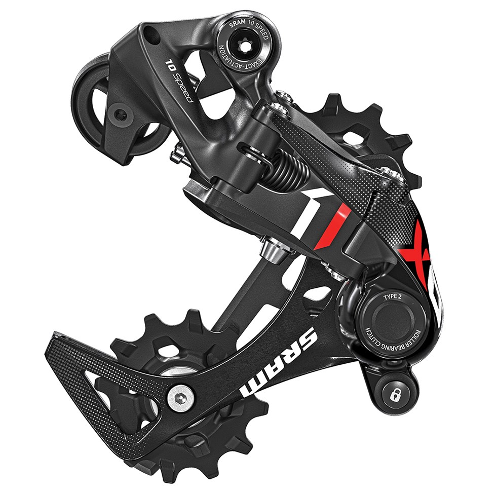 SRAM Introduces X01 DH 7-Speed and 10-Speed Drivetrains