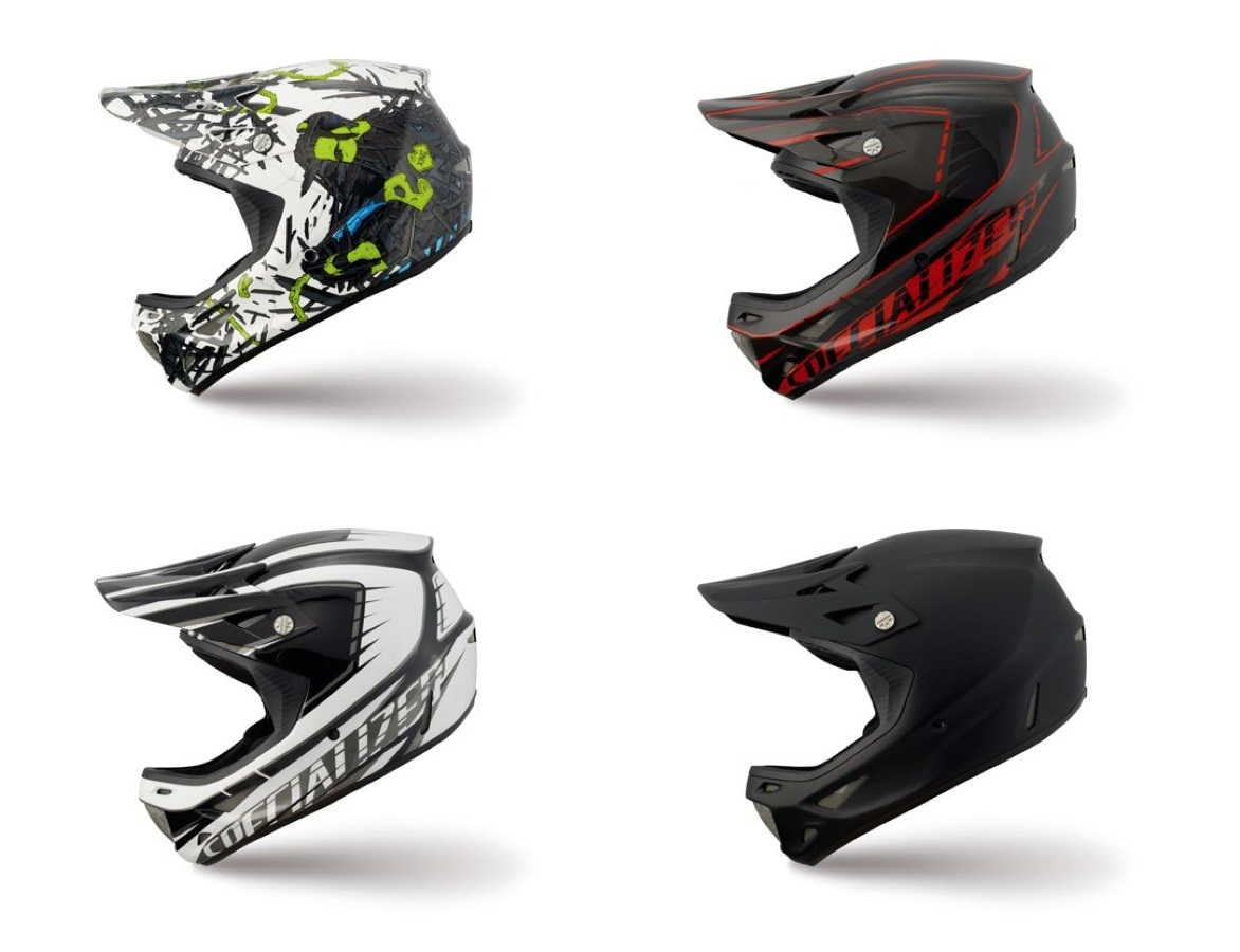 2014, Specialized, Dissident, Dissident Comp, helmet, full face