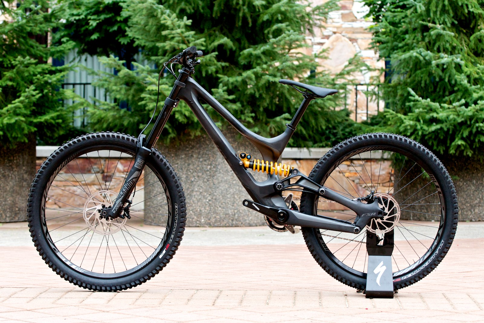 Specialized Carbon Demo 114