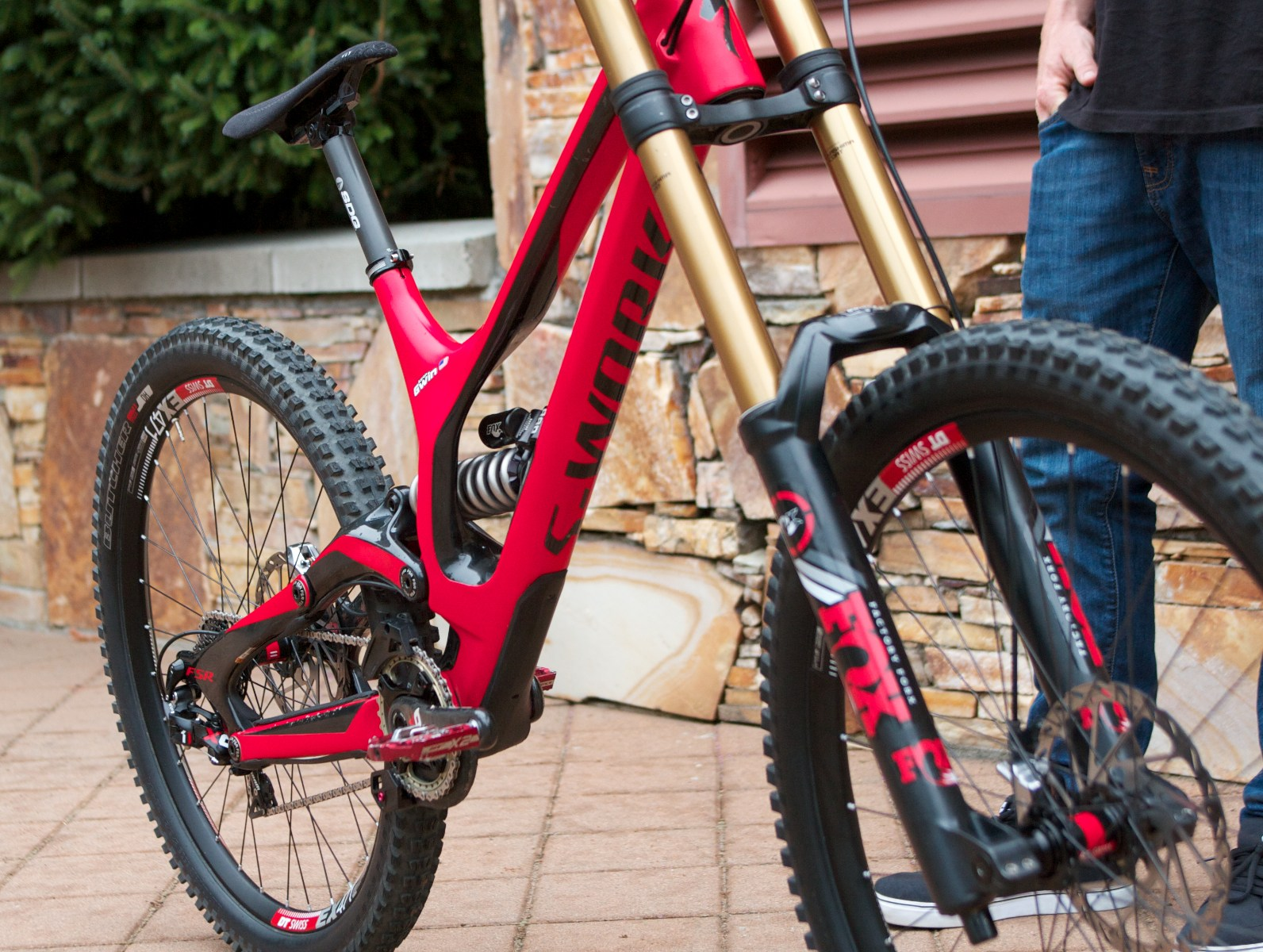 Specialized Carbon Demo 117