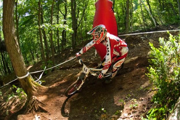 simon garstin, dh racer, mountain bike, extreme, whistler