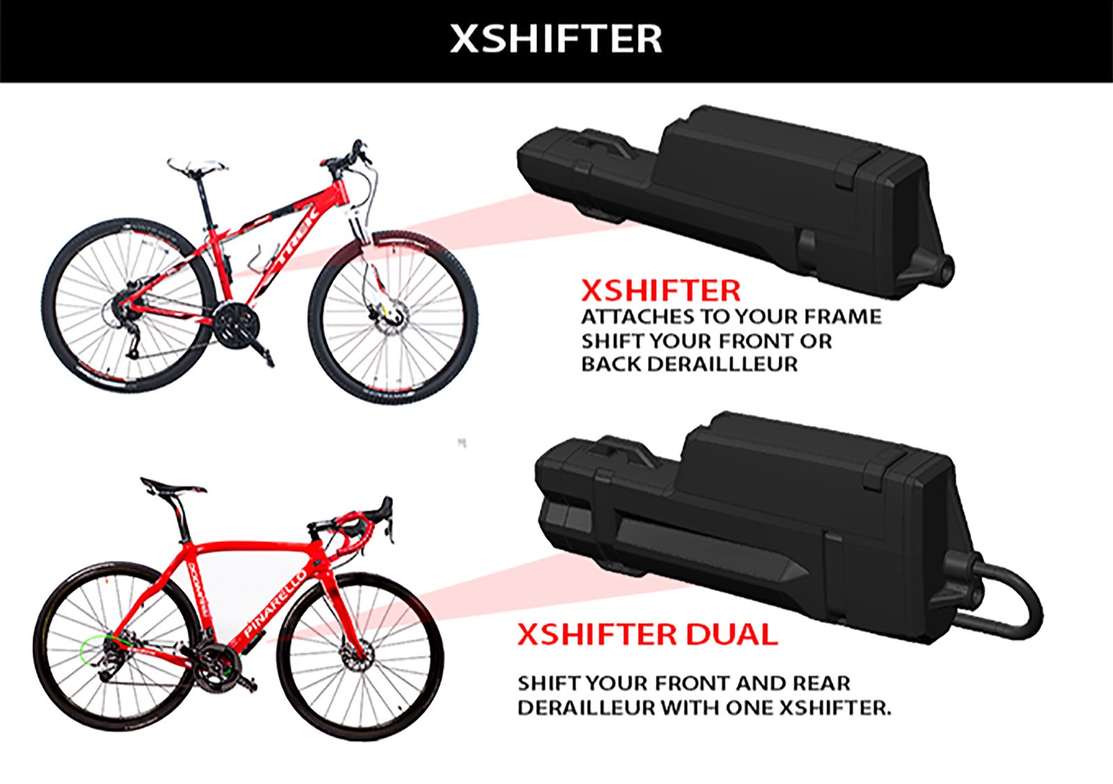 XSHIFTER