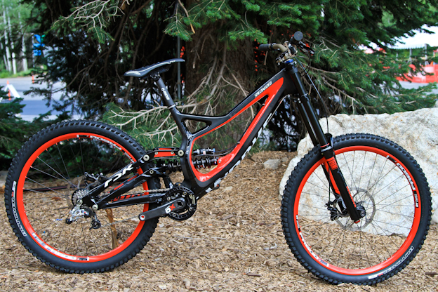 2013 Specialized Demo S-Works Carbon