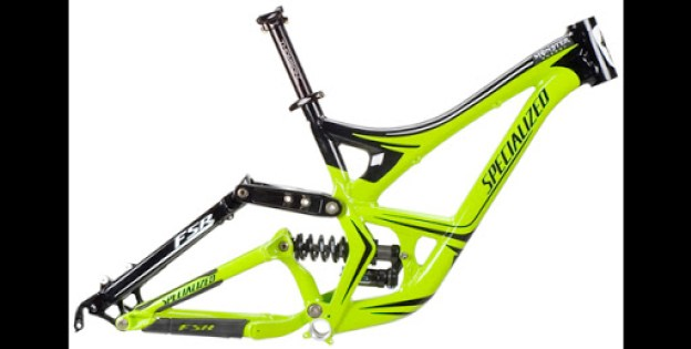 sam hill, signature frame, signed, specialized, monster, dh