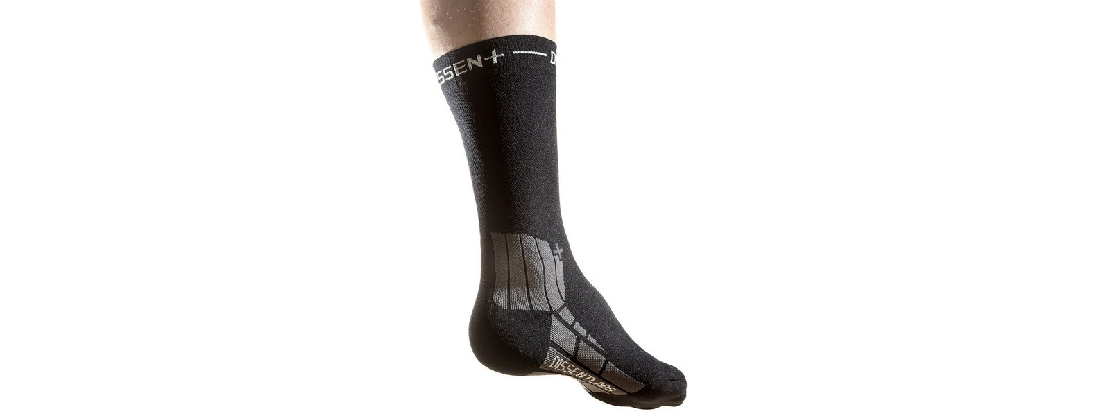 Once you've ridden in Dissent socks you may not want to wear anything else.