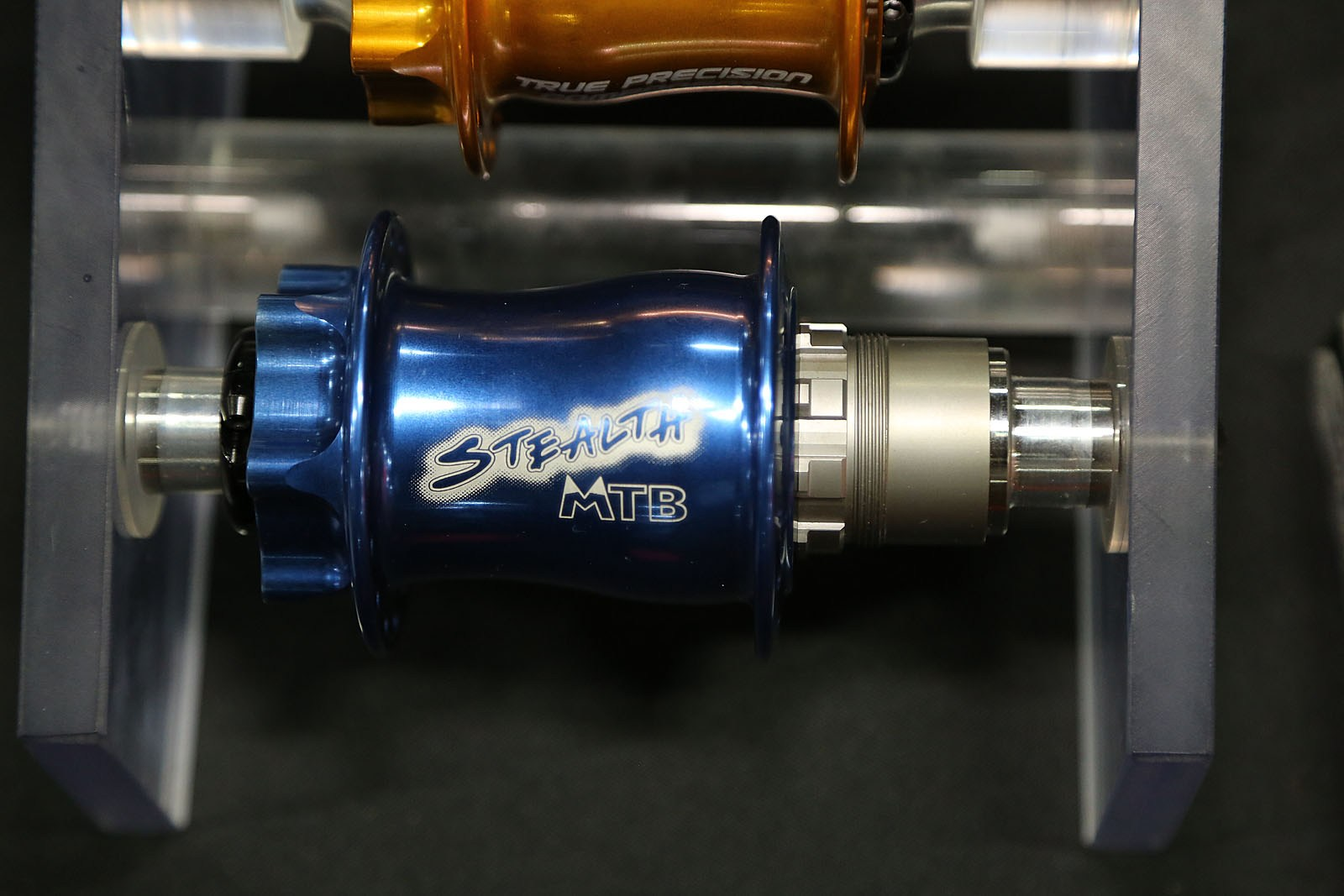 True Precision Stealth Hub
