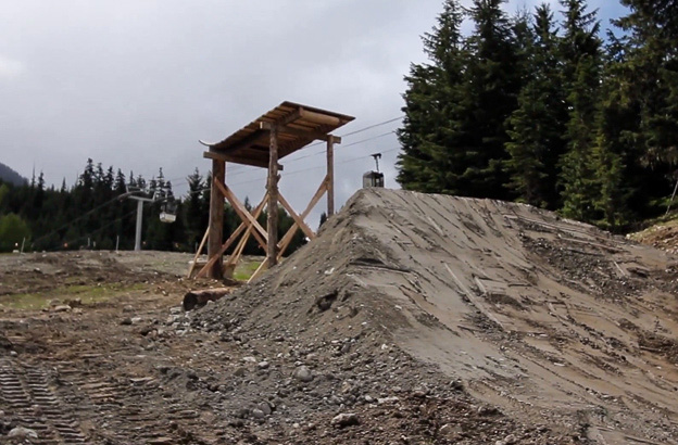 Joyride bike parks whistler crankworx slopestyle red bull
