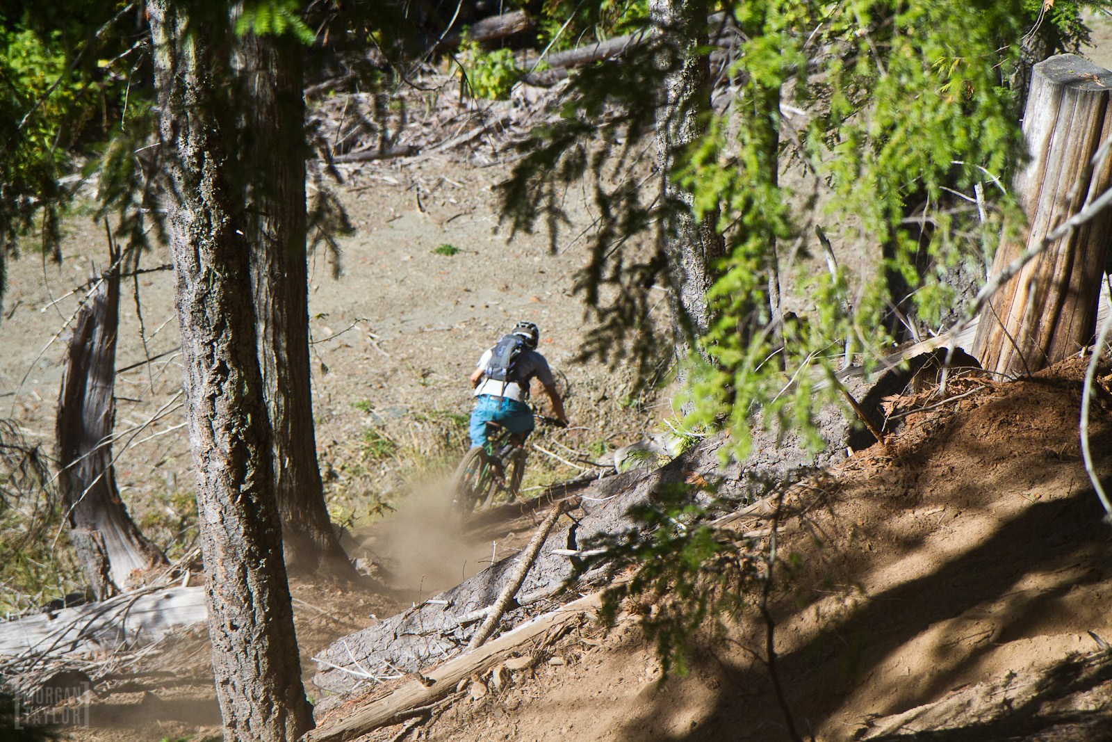 NRG Triple Crown 2014, Nelson BC. Photo: Morgan Taylor