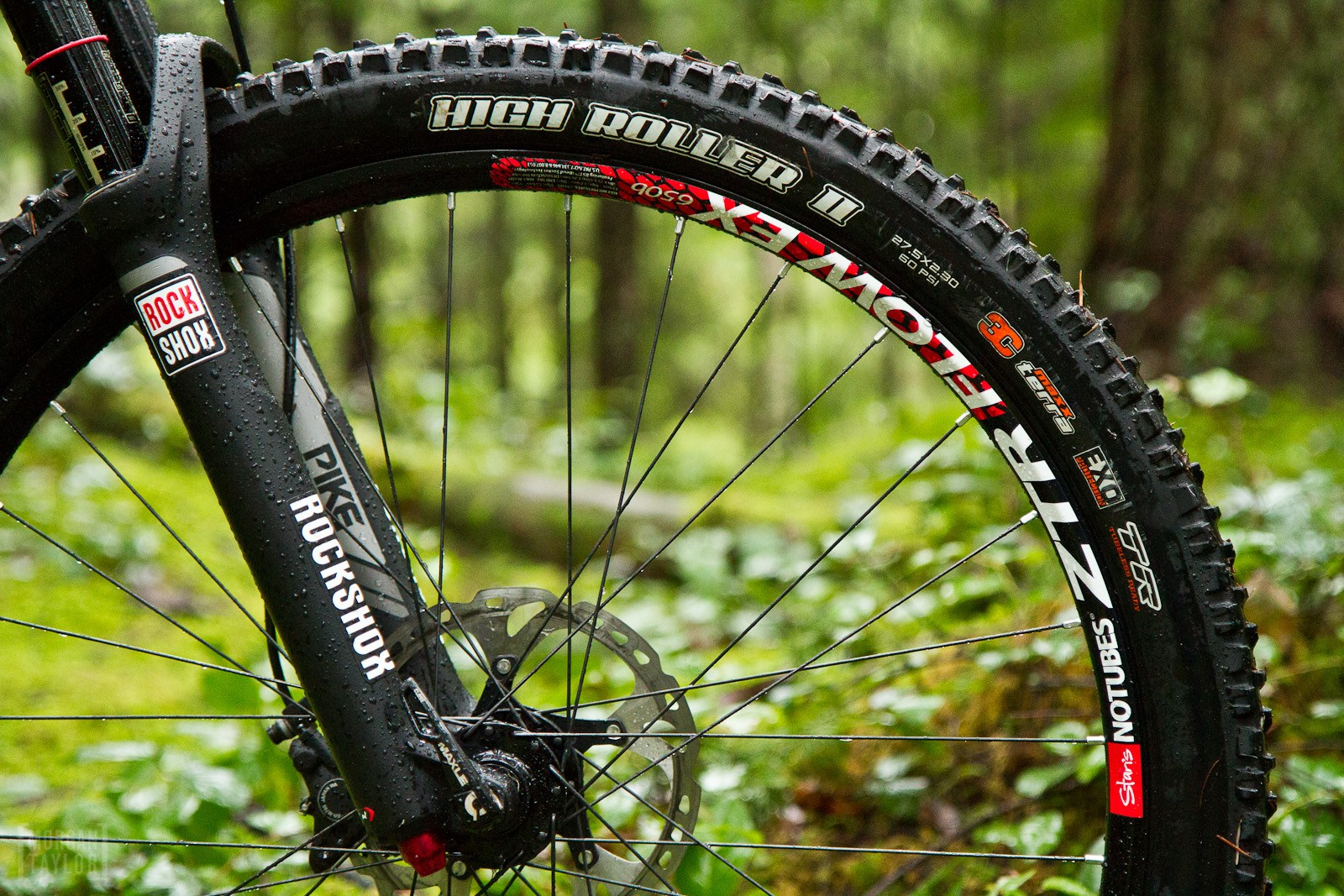 Maxxis High Roller II 3C EXO TR Tire: Reviewed