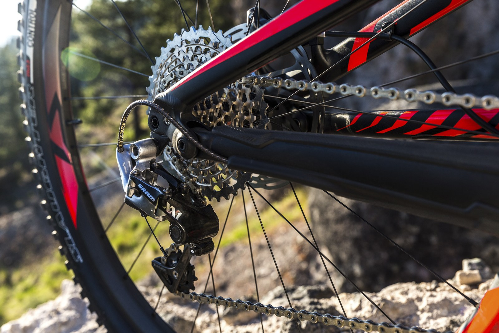 2015 Specialized Enduro 650b and 29