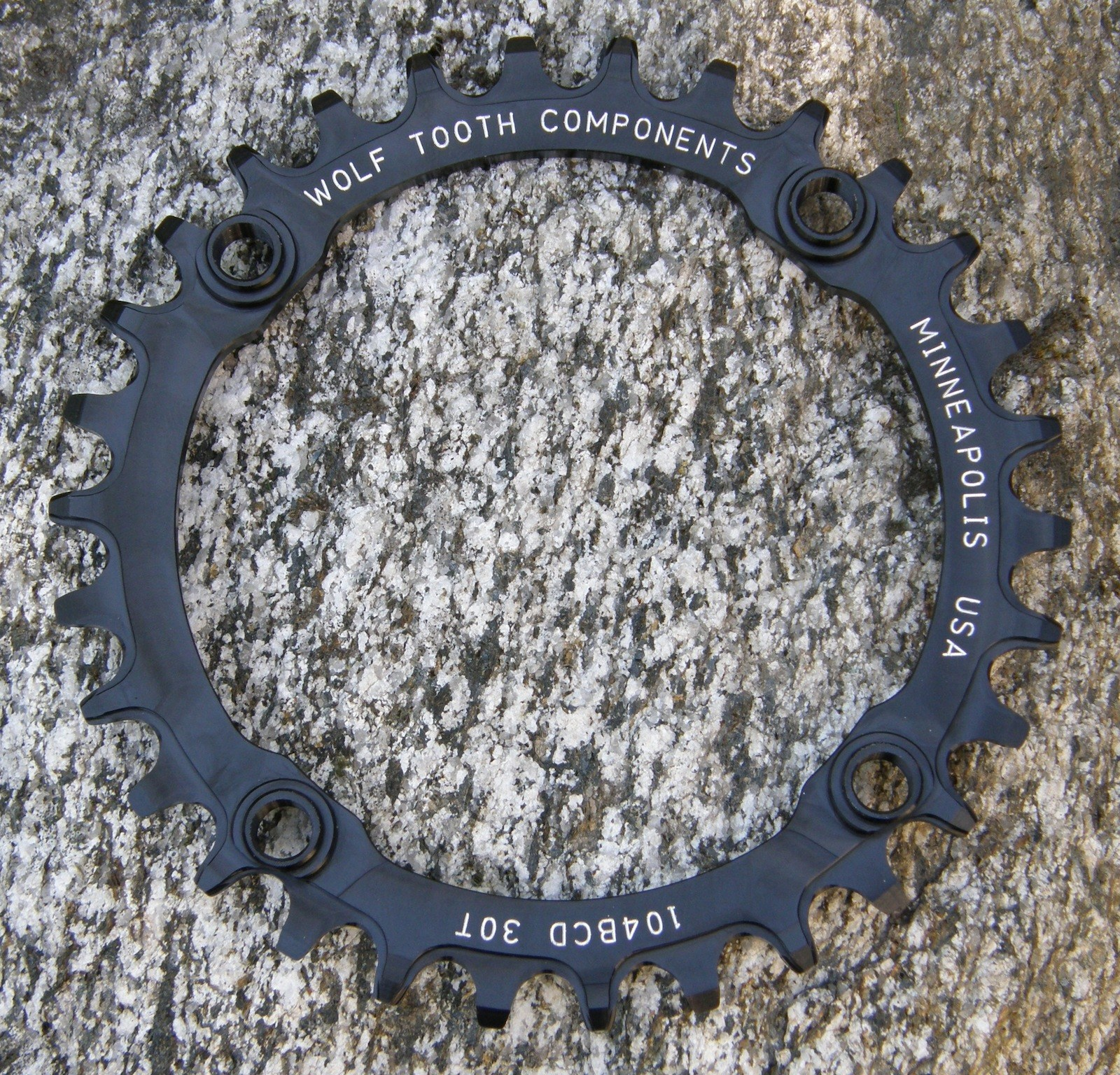 Wolf Tooth, chainring, 30 tooth, narrow wide, sram xx1