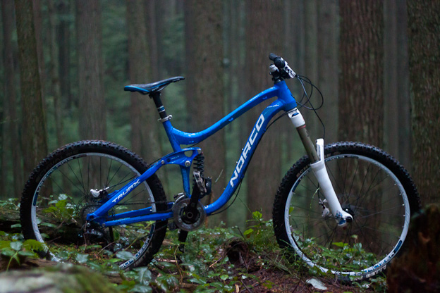 Gear Long Term Review 2012 Norco Truax Two north shore whistler freeride mountain bike