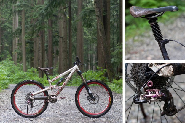 The Death of Freeride NSMB.com North Shore mountain bike Morgan Taylor Billy Jackson Scott Voltage FR Norco Aurum