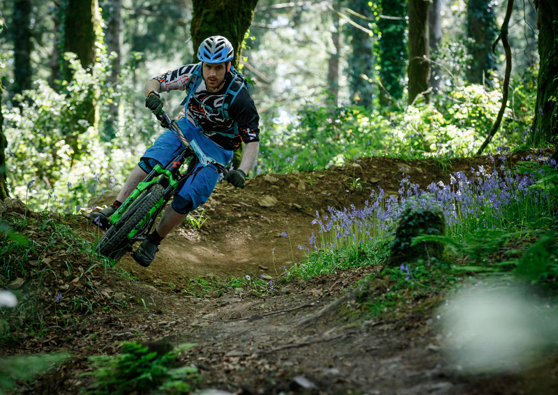 Bree Grassroots Enduro Just before the EWS Rnd 4