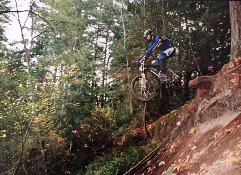 Mount Doug, Victoria circa 2000